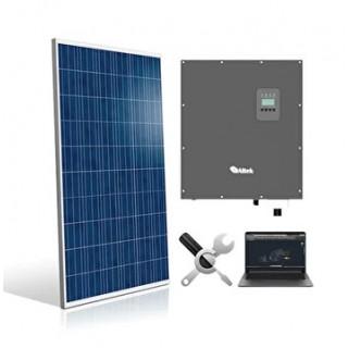 Сетевая солнечная электростанция Altek (10кВт)