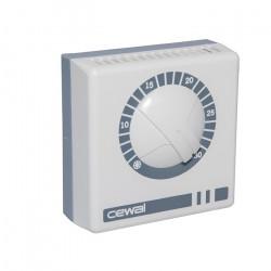 Механический комнатный термостат CEWAL RQ FROST