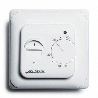 Механический терморегулятор для теплого пола In-Therm RTS-70