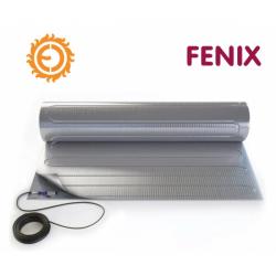 Нагревательный мат Fenix AL MAT (1 кв.м, 140 Вт) теплый пол под ламинат и паркет
