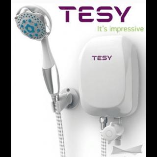 Проточный водонагреватель TESY 5 кВт с душевой лейкой (IWH 50 X02 BA H)