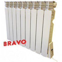 Электрорадиатор Bravo 9 секций