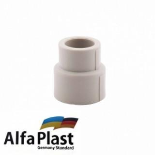Муфта редукционная 50*25 Alpha Plast