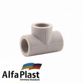 Тройник 20 Alpha Plast