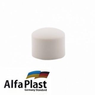Заглушка 40 Alpha Plast
