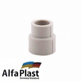 Муфта редукционная 50*40 Alpha Plast