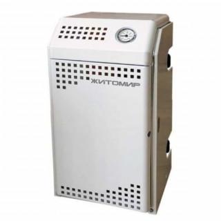 Парапетный однотрубный газовый котел АТЕМ Житомир-М АДГВ-12СН (двухконтурный, 12,5 кВт)