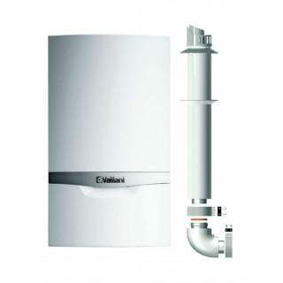 Газовый котел Vaillant turboTEC plus VUW 362/5-5 (двухконтурный, 36 кВт)