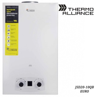 Газовая колонка Thermo Alliance JSD20-10QB EURO
