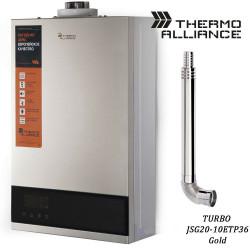 Газовая колонка Thermo Alliance JSG20-10ET18 10 л Gold