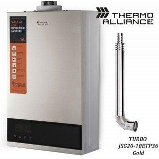 Газовая колонка Thermo Alliance JSG20-10ETP18 10 л Gold