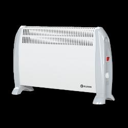 Электрический конвектор Eldom с вентилятором белый CFV (2 кВт)