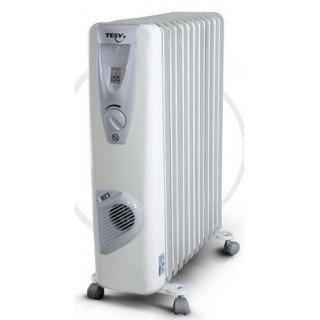 Масляный радиатор TESY CB 2512 E01 V (2,5 кВт)