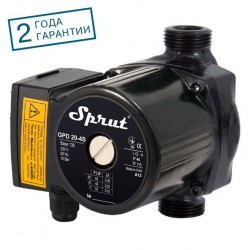 Циркуляционный насос Sprut GPD 20-4S 130 с гайками