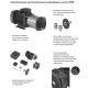 Многоступенчатый насос Grundfos CM 15-2 1x230V