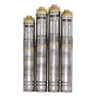 Насос скважинный Sprut QGDa 1.5-120-1.1 + пульт