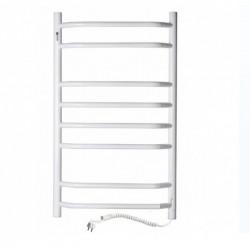 Электрический полотенцесушитель Santan Лестница Блюз 480х800 (белый, правосторонний)