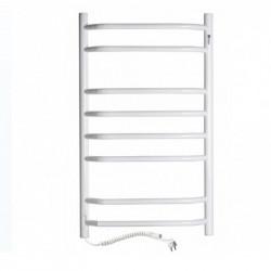 Электрический полотенцесушитель Santan Лестница Блюз 480х800 (белый, левосторонний)