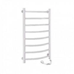 Электрический полотенцесушитель Santan Лестница Камелия 480х800 (белый, правосторонний)