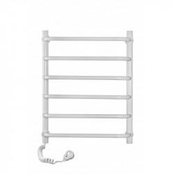 Электрический полотенцесушитель Santan Лестница Симфония 480х600 (белый, левосторонний)
