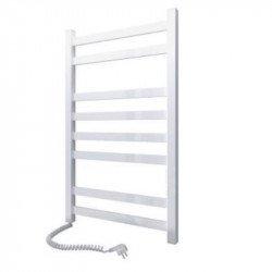 Электрический полотенцесушитель Santan Лестница Авангард 480х800 (белый, левосторонний, без терморегулятора)