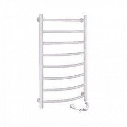 Электрический полотенцесушитель Santan Лестница Камелия 480х800 (белый, левосторонний)