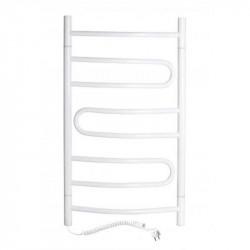 Электрический полотенцесушитель Wiangi Пируэт поворотный 480х800 (белый, левосторонний)