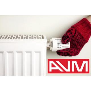 Стальной панельный радиатор AVM тип 22 500х2600 (нижнее подключение)