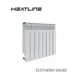 Биметаллический радиатор Heat Line Ecotherm