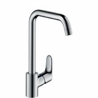 Смеситель для кухни Hansgrohe Focus Е2 31820800 (сталь)