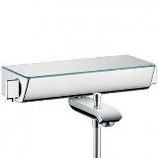 Смеситель для ванны HansGrohe Ecostat Select 13141000 (термостат, хром)