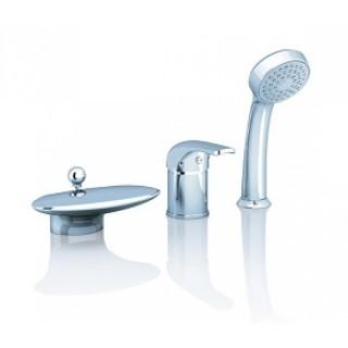 Смеситель для ванны Ravak Rosa RS X07P003
