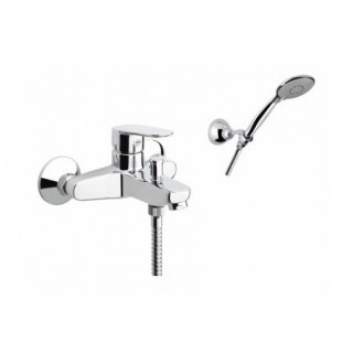 Смеситель для ванны Santan Kevon 81CR8150 (с душевым гарнитуром)