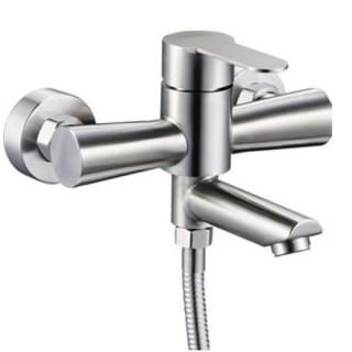 Смеситель для ванны Solone Jat3-A093 (короткий нос)