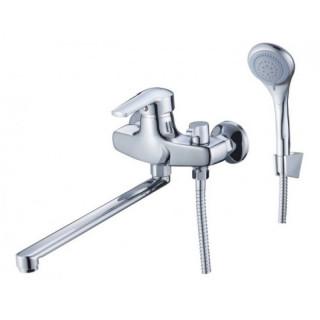 Смеситель для ванны Solone Sit7-A182 (длинный нос, евро)