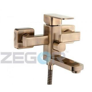 Смеситель для ванны Zegor LEB3-A123T