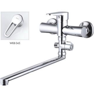 Смеситель для ванны Zegor Pud6-A045