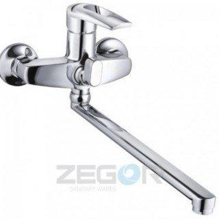 Смеситель для ванны Zegor SWF7-A113