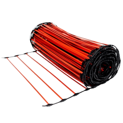 Инфракрасный теплый пол Carbon Rod (электрический)