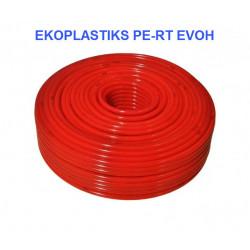 Труба для теплого пола Ekoplastiks PERT EVOH 16x2 с кислородным барьером