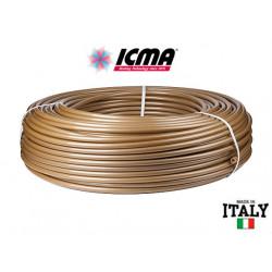 Труба для теплого пола ICMA Floor 16x2 с кислородным барьером