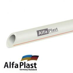 Труба полипропиленовая Alpha Plast PN 20 (Ø 20 мм)