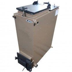 Твердотопливный котел Холмова 6 кВт (шахтный длительного горения) Bizon FS-6 Оптима